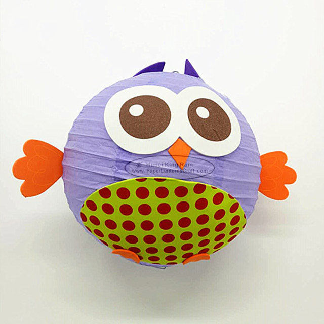 buy DIY Cartoon Fish Colorful Handmade Hanging Paper Lantern online manufacturer